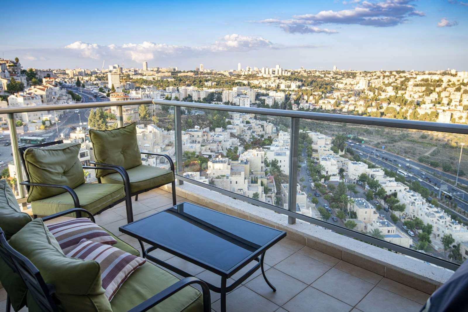דירה, 4 חדרים, אברהם פררה, ירושלים
