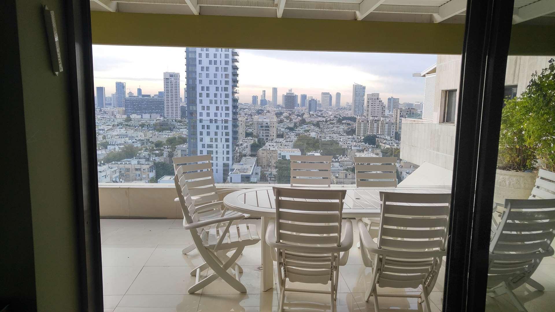 דופלקס, 5 חדרים, בזל, תל אביב יפו