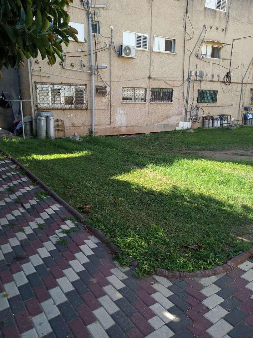 דירת גן למכירה 3 חדרים בנהריה השרון יוסף טל