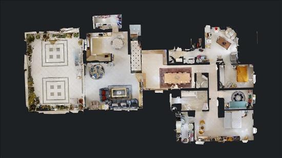 פנטהאוז למכירה 6 חדרים בירושלים רבי בנימין