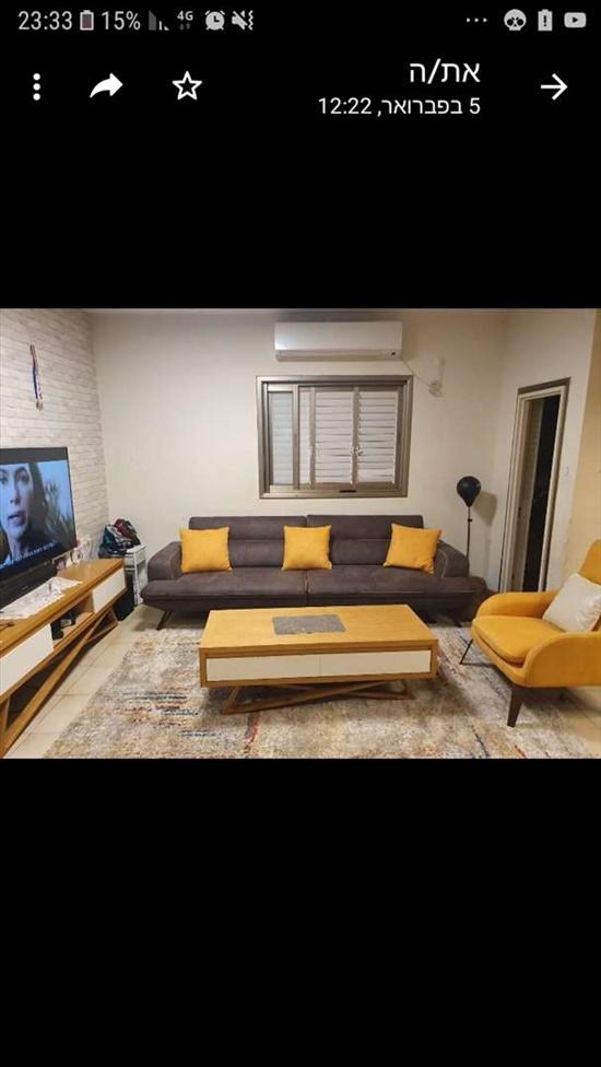 דירה למכירה 4 חדרים ברחובות ההסתדרות אושיות