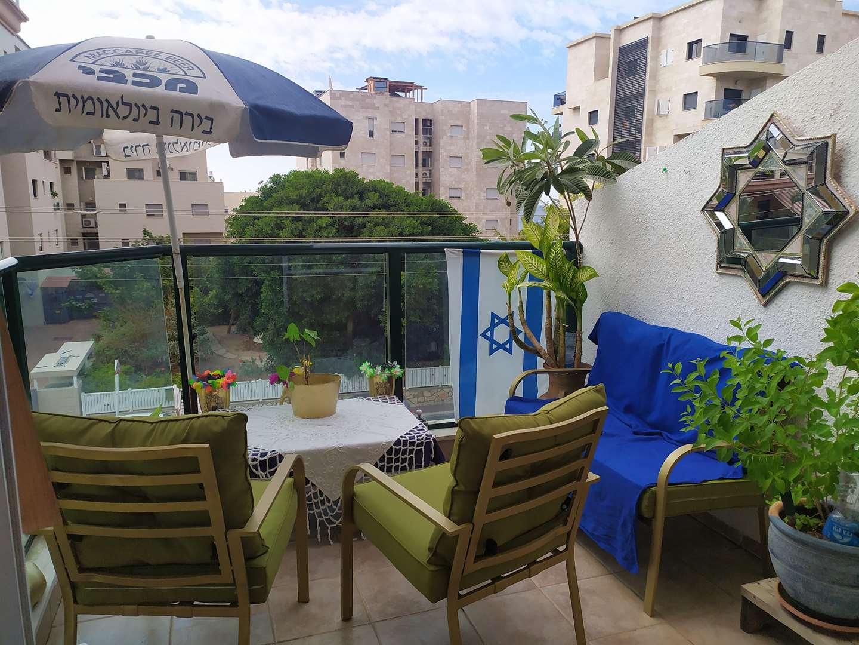 דירה, 4.5 חדרים, ז'בוטינסקי, נהר...