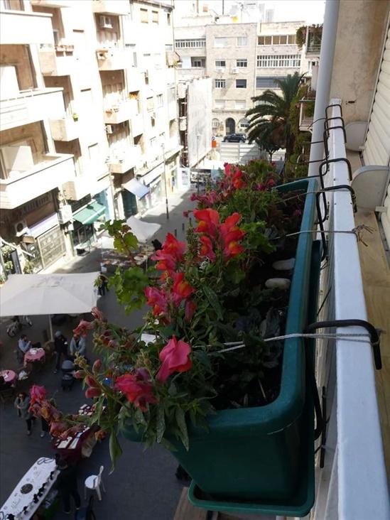 דירה למכירה 4 חדרים בירושלים שמואל הנגיד מרכז העיר