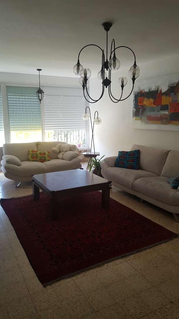 דירה, 3 חדרים, זלמן שניאור, חיפה