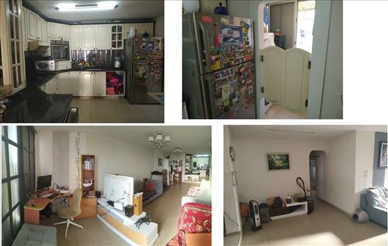 דירה למכירה 4 חדרים בחולון חיים וייצמן קרית העבודה