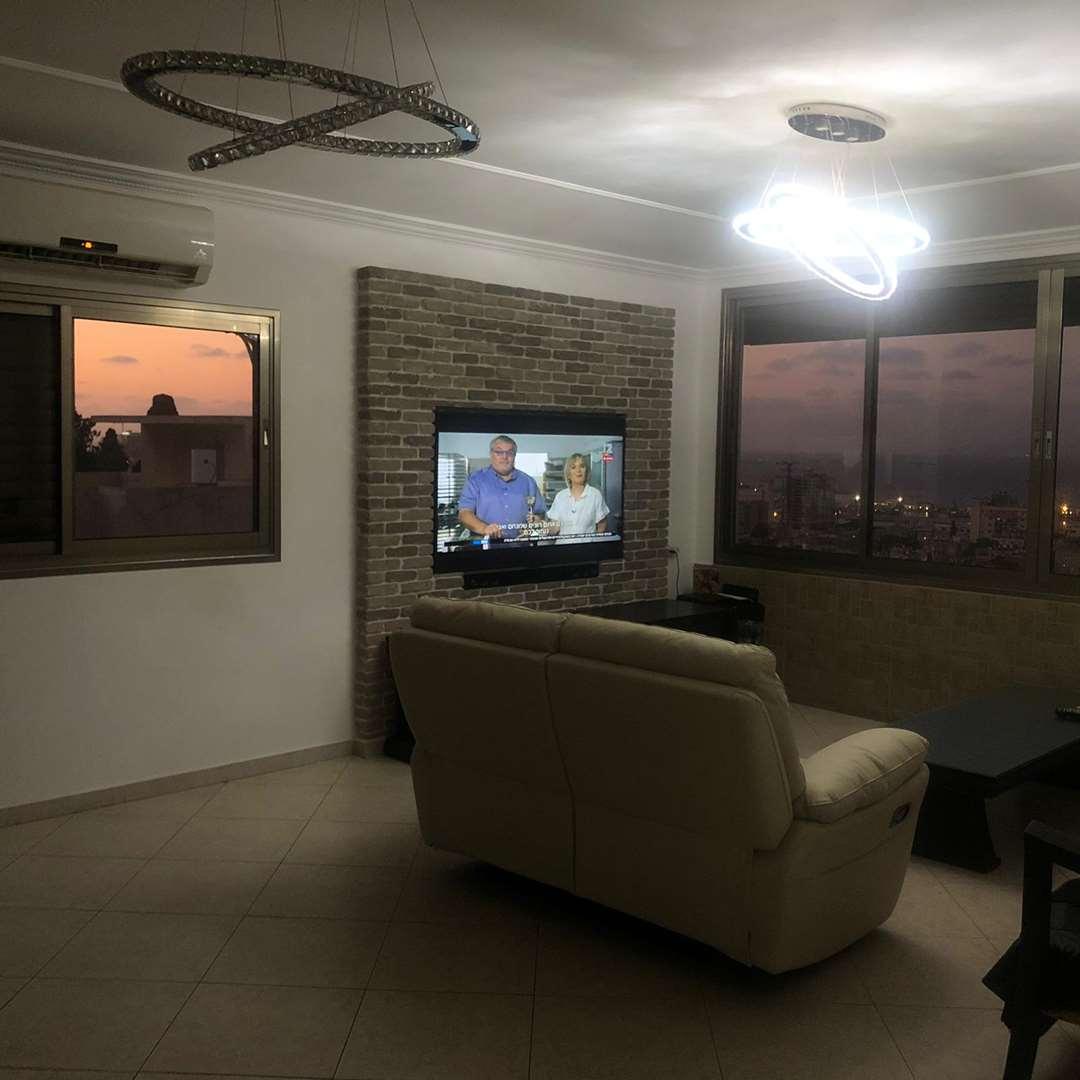 דירה למכירה 3 חדרים בחיפה השלום