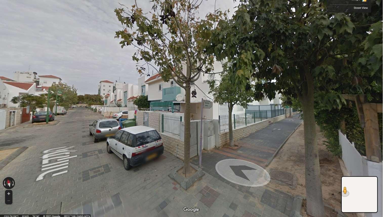 דירת גן למכירה 4.5 חדרים באשקלון צוריאל גולדה