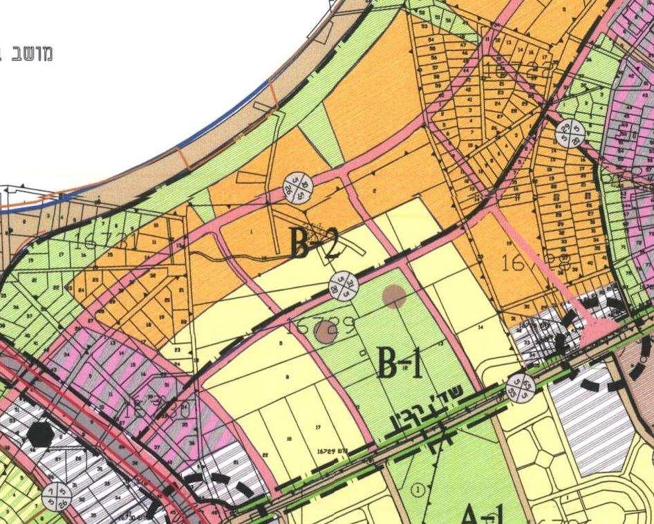 מגרש למגורים למכירה 1 חדרים בעפולה שדרות יצחק רבין