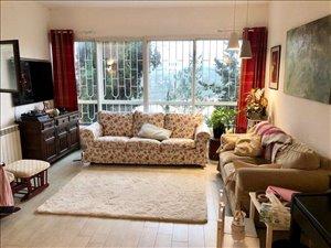 דירה למכירה 3.5 חדרים בירושלים רחל המשוררת