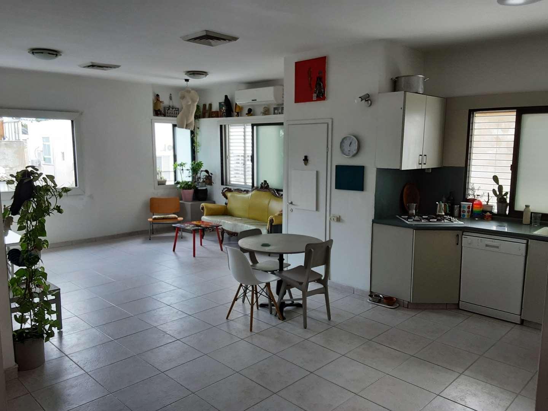 דירה למכירה 3 חדרים בתל אביב יפו חובבי ציון