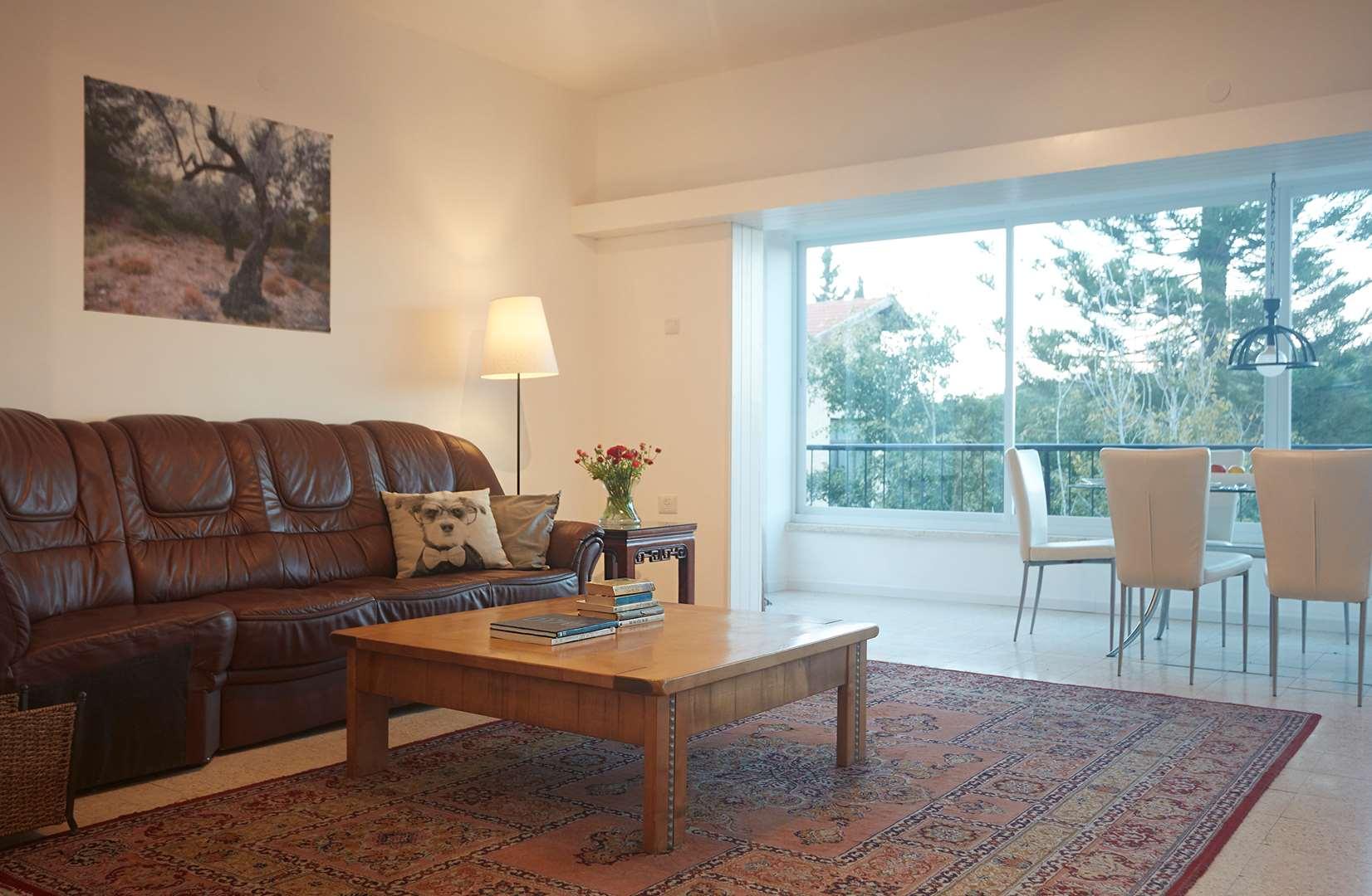 דו משפחתי למכירה 4.5 חדרים בחיפה מדרגות זרובבל