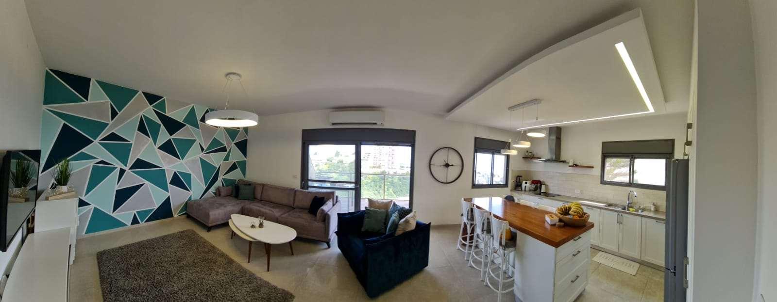 דירה למכירה 4 חדרים בחיפה זאב שוהם