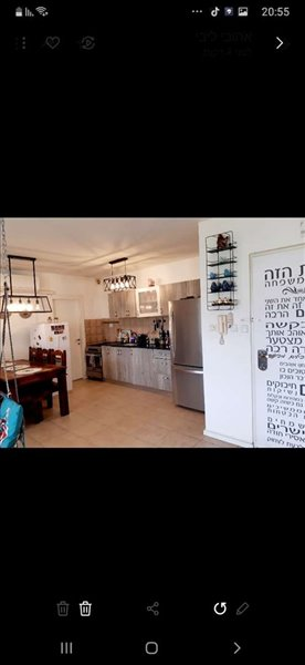 דירה למכירה 3 חדרים בנהריה הזמיר