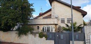 בית פרטי למכירה 8 חדרים בגבעת זאב מבוא הדס 6