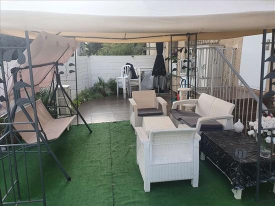 דירת גן למכירה 5 חדרים בחיפה בית לחם כרמל צרפתי