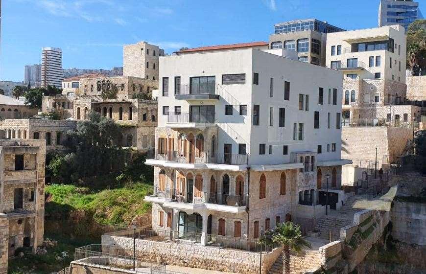 דירה למכירה 4 חדרים בחיפה אירביד 9