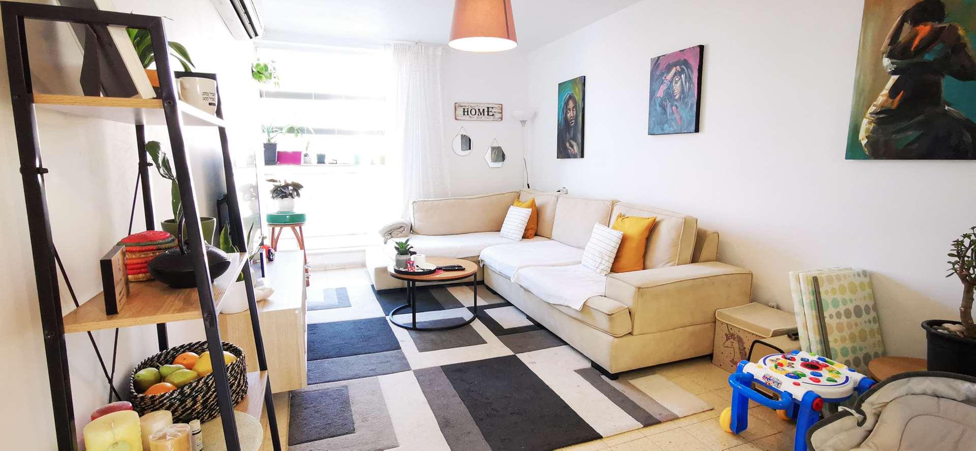 דירה למכירה 3.5 חדרים בבאר שבע שדרות יעלים