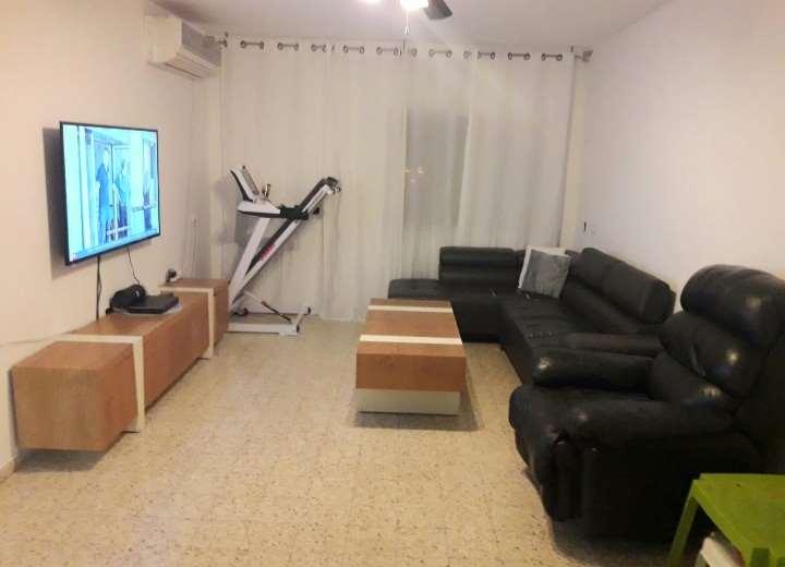 דירה למכירה 3 חדרים בבאר שבע רחבת טבריה