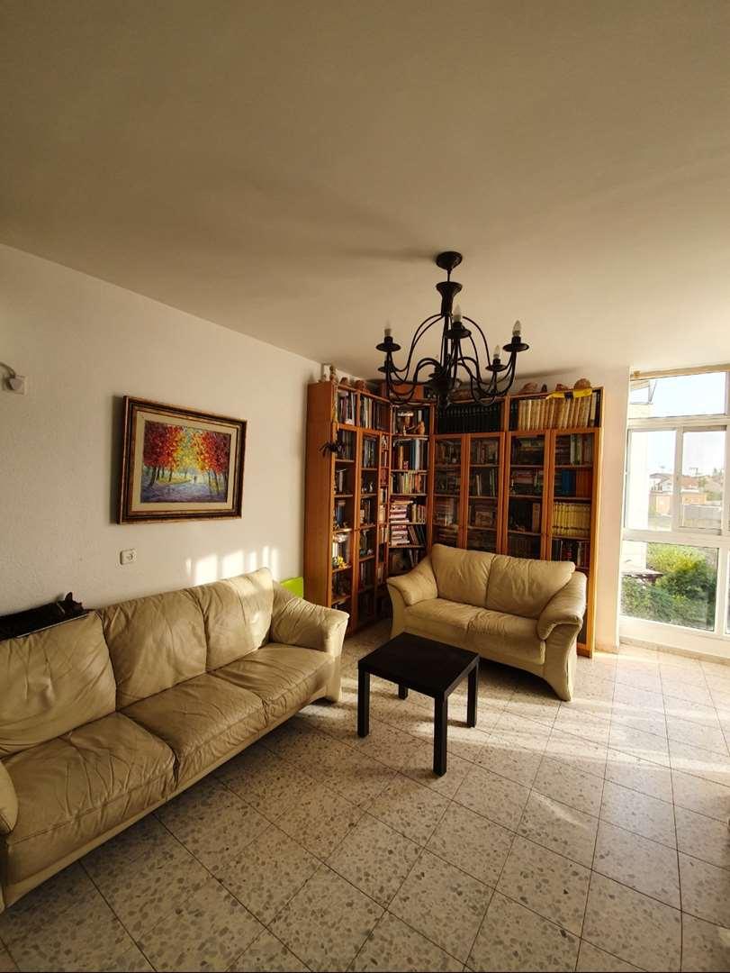 דירה למכירה 4 חדרים בבאר שבע אהרון ציזלינג יא