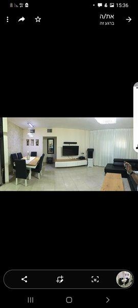 דירה למכירה 4 חדרים בבאר שבע לואי פיקרד