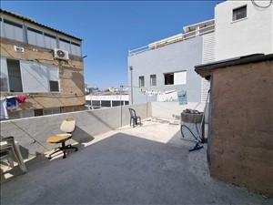 דירת גג למכירה 4 חדרים בתל אביב יפו ורדיאל