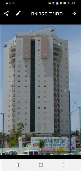 דירה למכירה 4 חדרים בבאר שבע שד ירושלים 2