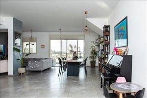 דופלקס למכירה 5 חדרים בנתניה איסר הראל