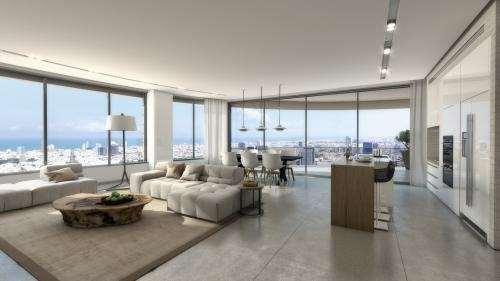 תמונה 4 ,דירה 5 חדרים  גני שרונה, קרית הממשלה תל אביב יפו