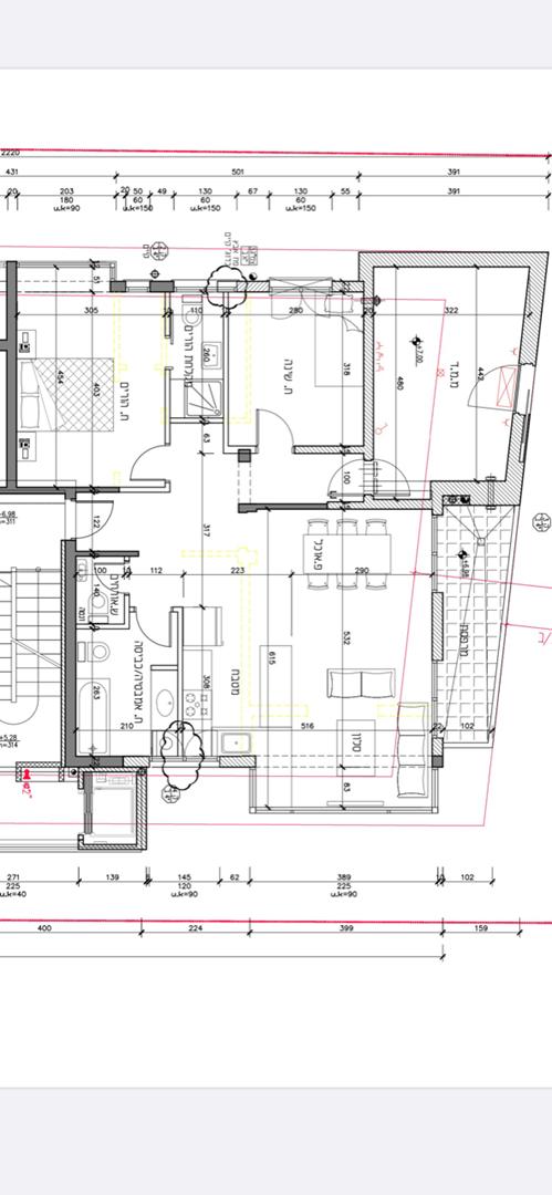 תמונה 2 ,דירה 4 חדרים אחד העם לב העיר תל אביב יפו