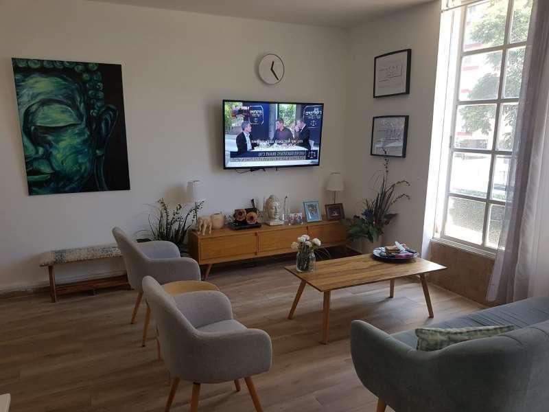 תמונה 2 ,דירה 4 חדרים שדרות בנימין דרום נתניה