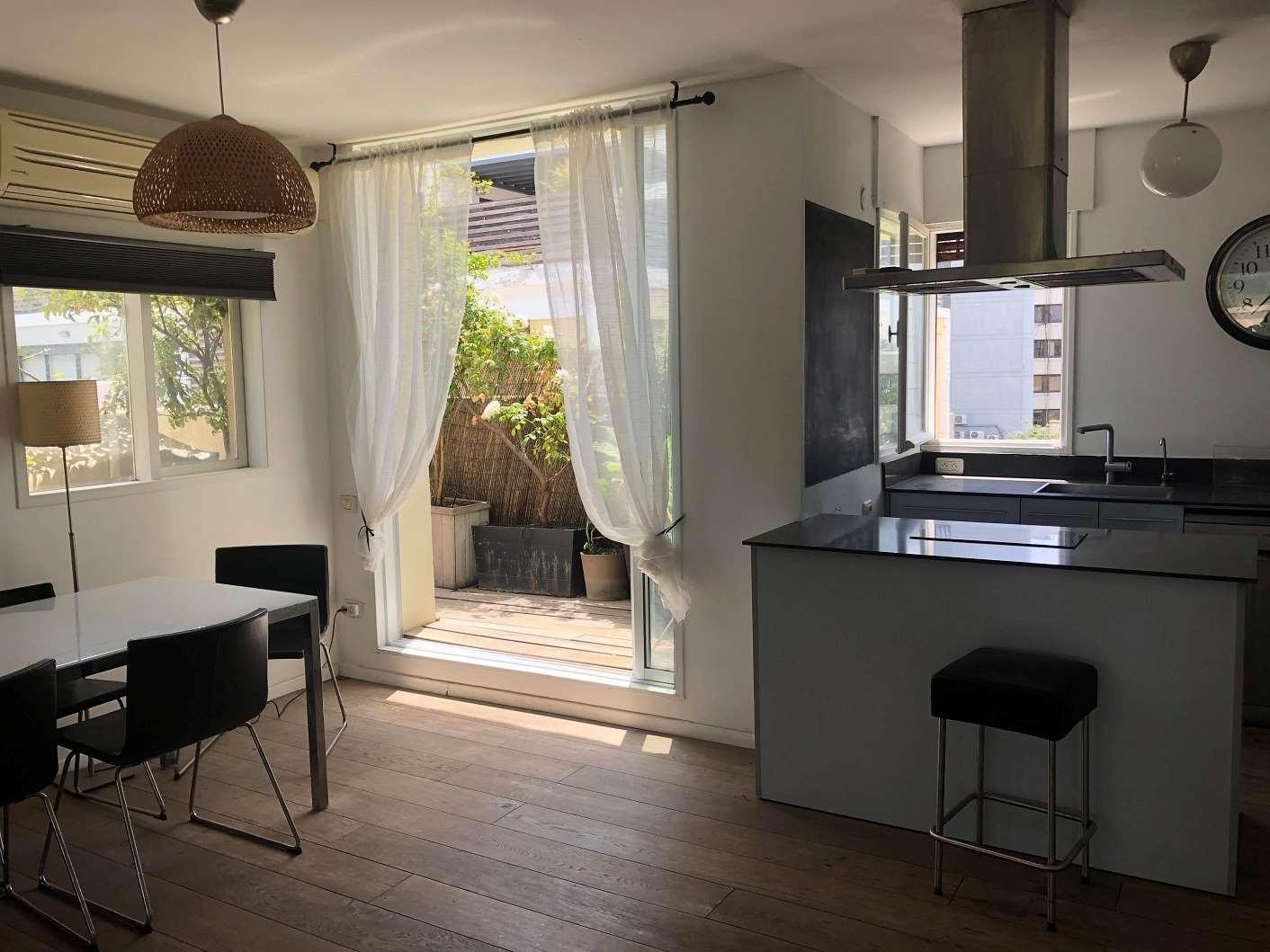 תמונה 3 ,מיני פנטהאוז 3 חדרים מזא''ה לב העיר תל אביב יפו