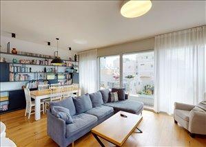 דירה, 5 חדרים, שטרוק, תל אביב יפו