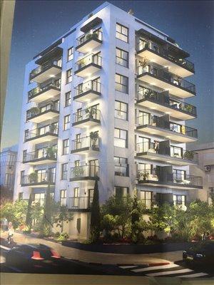 דירה, 4 חדרים, ז'בוטינסקי, תל אביב יפו