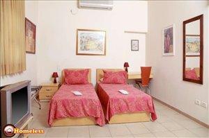 דירה להשכרה לנופש ותקופות קצרות 1 חדרים בירושלים ההסתדרות