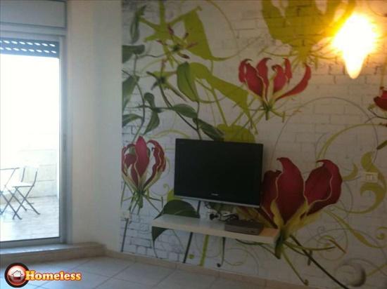 דירה להשכרה לנופש ותקופות קצרות 2 חדרים בהרצליה יורדי ים