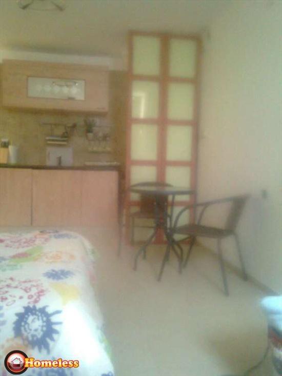 דירה להשכרה לנופש ותקופות קצרות 1 חדרים בירושלים דב גרונר