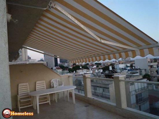 דופלקס להשכרה לנופש ותקופות קצרות 4 חדרים בתל אביב יפו יעב