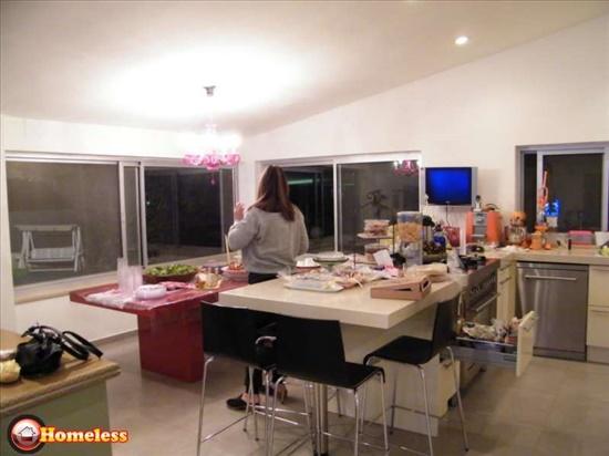 בית פרטי להשכרה לנופש ותקופות קצרות 6 חדרים בכוכב יאיר דיה