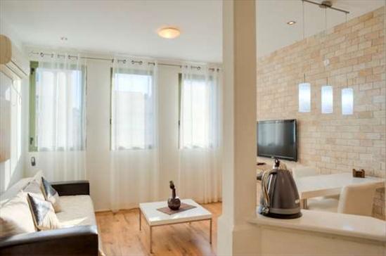 דירה להשכרה לנופש ותקופות קצרות 2 חדרים בתל אביב יפו בן יהודה