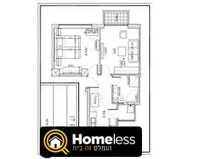 דירה להשכרה לנופש ותקופות קצרות 2 חדרים בירושלים שמואל הנגיד
