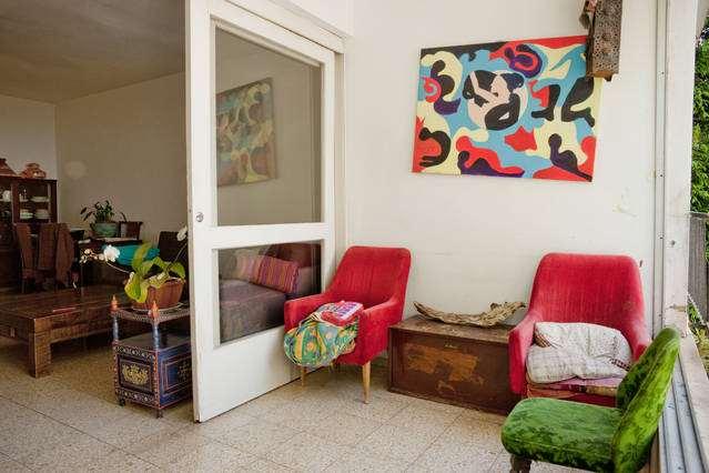 דירה, 3.5 חדרים, בזל, תל אביב יפו