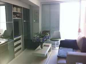 דירת גן להשכרה לנופש ותקופות קצרות 1 חדרים בתל אביב יפו יוסף הנשיא