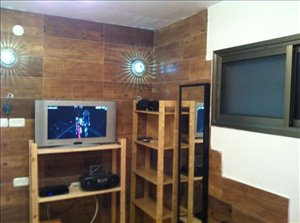 דירה להשכרה לנופש ותקופות קצרות 2 חדרים בקרית גת משעול אשר