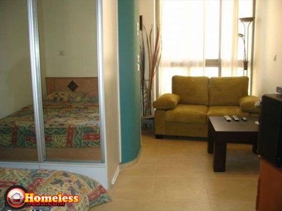 דירה להשכרה לנופש ותקופות קצרות 1 חדרים בBeautifull, north Dizengoff Price ...