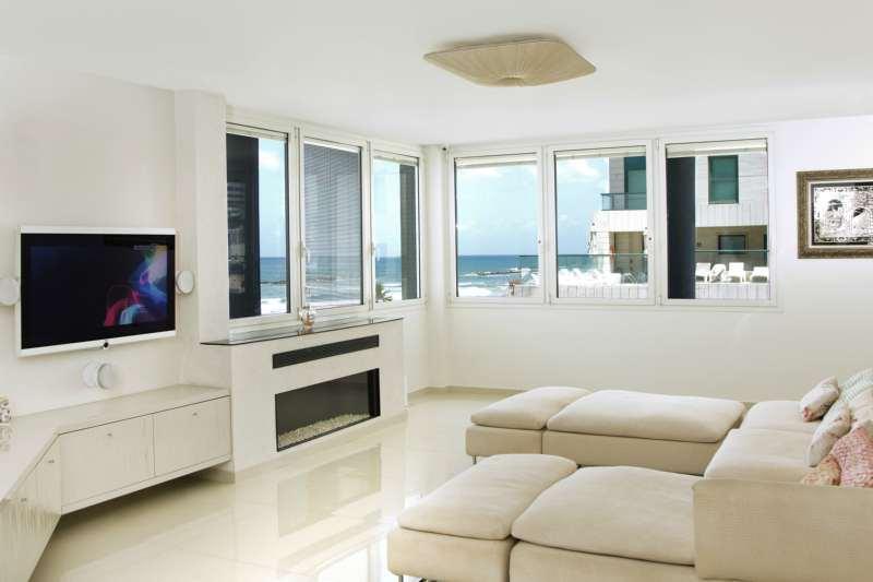 דירה, 3 חדרים, Herbert Samuel, ת...