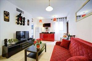 דירה להשכרה לנופש ותקופות קצרות 3 חדרים בtel aviv trumpeldor