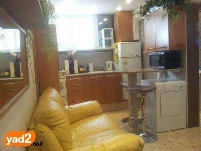 דירה להשכרה לנופש ותקופות קצרות 1 חדרים בתל אביב יפו רמברנדט