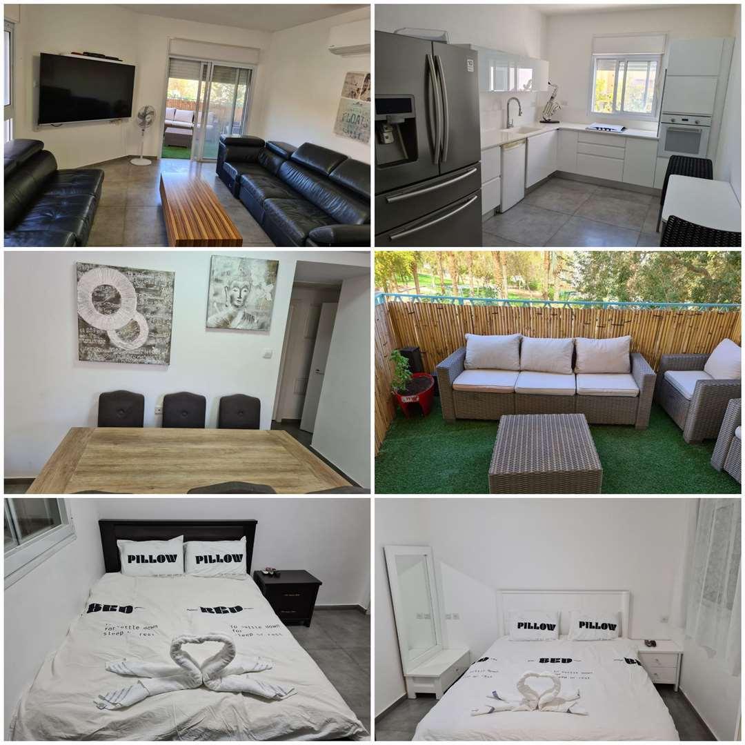 דירה, 3 חדרים, נחל זרחן, אילת