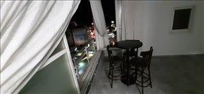 דירת גג להשכרה לנופש ותקופות קצרות 1 חדרים בנתניה הרצל