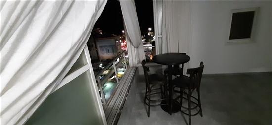 דירה להשכרה לנופש ותקופות קצרות 1 חדרים בנתניה הרצל